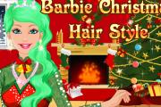 Barbie Yeni Yıl Saçı