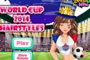 2014 Dünya Kupası Saç Stili