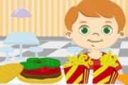 Hamburger Siparişi