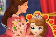 Prenses Sofia Ayak Ameliyatı