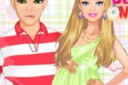 Hamile Barbie'yi Giydir