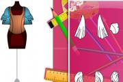 Elbise Tasarlama Oyunu