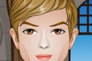 Erkek Saç Modeli Tasarlama