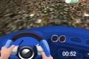 3D Hızlı Araba Simülasyonu