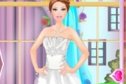 Barbie Gelinlik Tasarlama