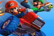 Mario Traktör Yarışı