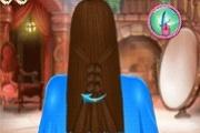 Prenses Saç Örme