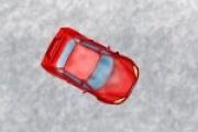 Buzda Araba Park Etme