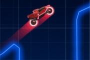 Neon Motor Yarışı