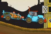 Hasat Traktörü