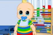 Erkek Bebek Giydir