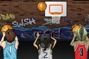 Üçlü Basketbol