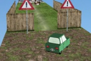 3D Küçük Araba