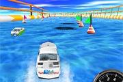 3D Tekne Yarışı