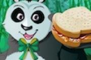 Panda Giydirme