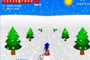 Sonic Kayak Yarışı